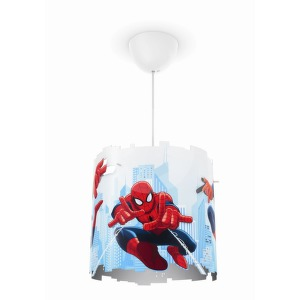 NOV 2014 Spiderman pendant Spiderman 1x23W 2