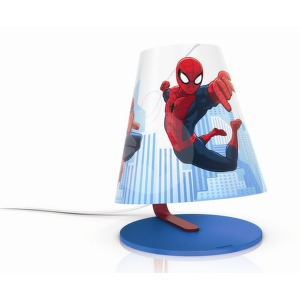 NOV 2014 Table Light Spiderman table lamp LE