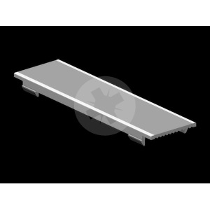 COVER PLATE PC UV 60 103,4X29,0X7,4+ NO