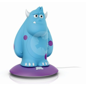 NOV 2014 SoftPal Sulley table lamp LED blue