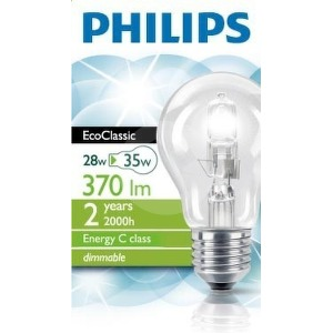AH EcoClassic 28W E27 A55 CL 1CT/5F/NO