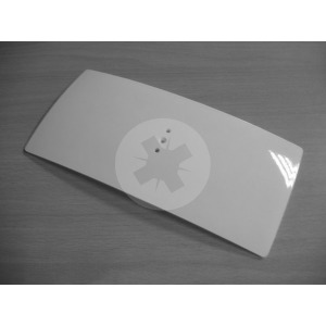 COVER PLATE PC K301 221,5X106,0X17,4+ 2