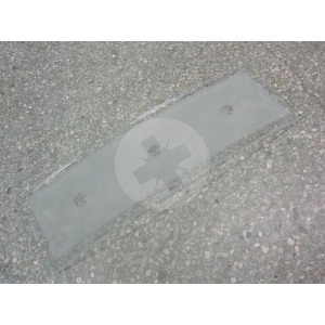 GLASS BENT R361 AP03 FIN04