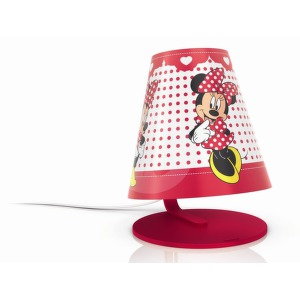 NOV 2014 Table light Minnie Mouse table lamp