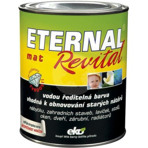 ETERNAL mat revital 0,7kg bílá 201